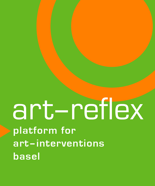 art-reflex | platform for art-interventions | basel
